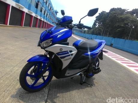Penggemar Yamaha Berharap Aerox Usung Mesin Lebih Besar