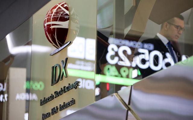 Bursa Asia Kompak Merah, IHSG Dibuka Turun ke 4.477