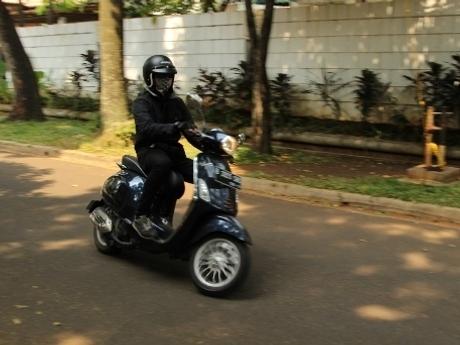 Sprint 150 Varian Vespa Terlaris di Indonesia