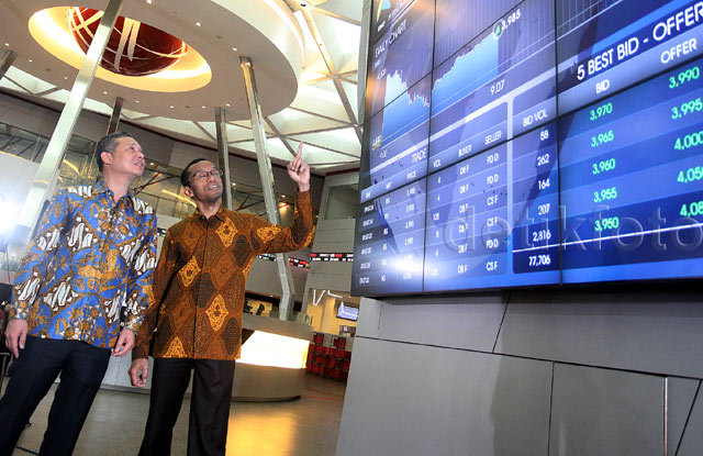 Bursa Asia Kompak Menguat, IHSG Dibuka Naik ke 4.452