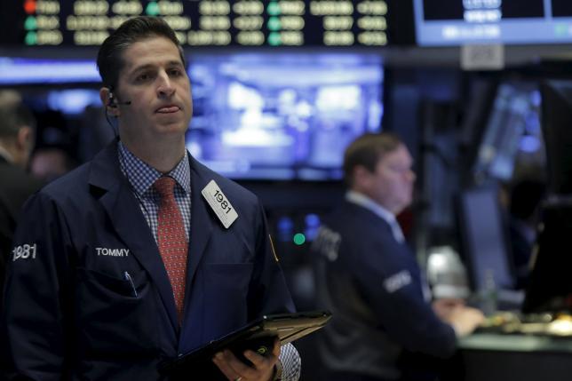 Wall Street Kembali Anjlok 1% Lebih