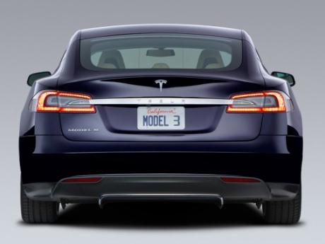 Tesla Model 3 Meluncur Maret Mendatang
