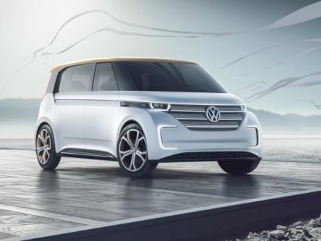 Versi Baru VW Kombi Mulai Diproduksi Empat Tahun Lagi