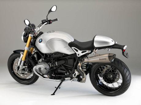 BMW R nine T Terbaru Semakin Sporty