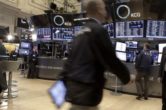 Wall Street Datar di Awal Pekan