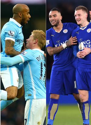 'Raksasa' City vs 'Liliput' Leicester