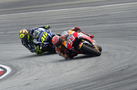 Buntut Marquez vs Rossi, MotoGP Pisahkan Race Direction & Tim Panel