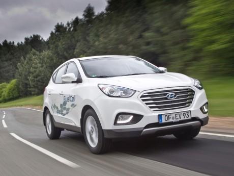 Hyundai Tucson Hidrogen Telah Berjalan 1 Juta Kilometer
