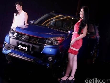 Toyota Perkirakan Pangsa Pasar SUV Tahun Ini Naik Lagi