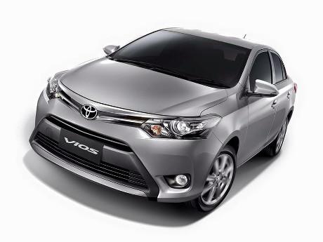 Di Thailand, Toyota Vios Pakai Mesin dan Transmisi Baru