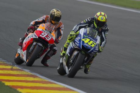 Rossi dan Marquez Tak Akan Pernah Sama Lagi