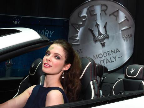 Maserati Recall Mobil di Indonesia