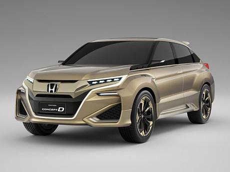 Honda Tengah Godok Kelahiran SUV Termewah