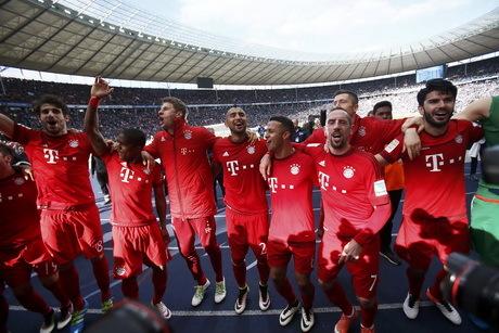 Satu Kemenangan Lagi, Bayern!