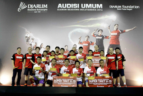 Cirebon Loloskan 13 victory over Young to the Final Auditions Djarum Kudus