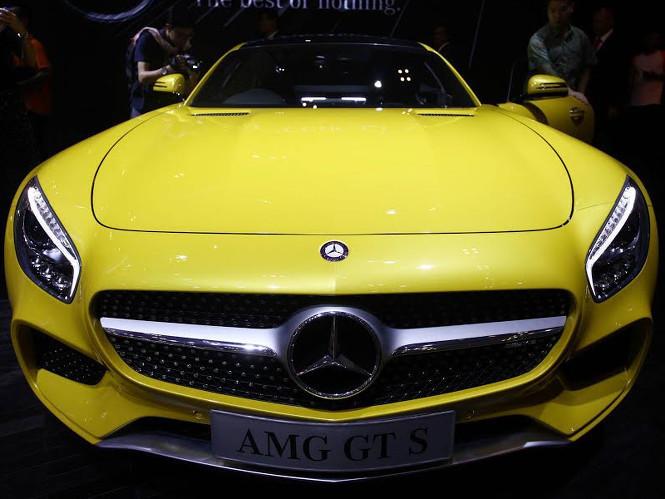 Mercedes AMG GT Bakal Tersedia Tipe Roadster