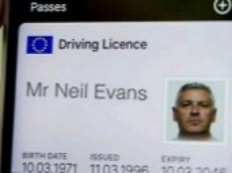 Inggris Jajal SIM Digital