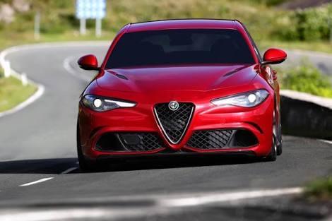 Alfa Romeo Tantang BMW Seri 5 dan Mercy E-Class