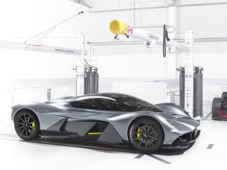 Model Aston Martin Selanjutnya Bakal Ada Unsur Hypercar AM-RB 001