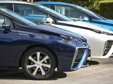 Toyota Hadirkan Mobil Hidrogen Mirai di Australia