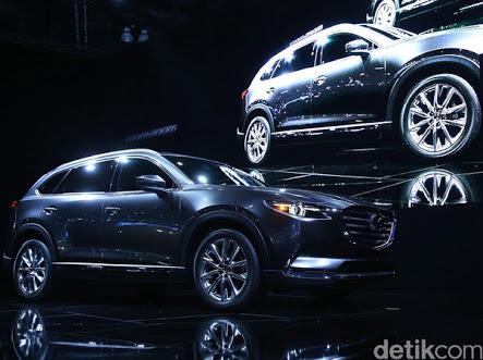 Mazda Pasang Mesin CX-9 di Sedan Mazda6?
