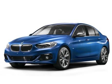 BMW Luncurkan Sedan Sport Kompak 1 Series