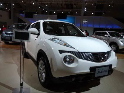 Diluncurkan 2017, Nissan Juke Bakal Pakai Mesin 1.000 cc Turbo