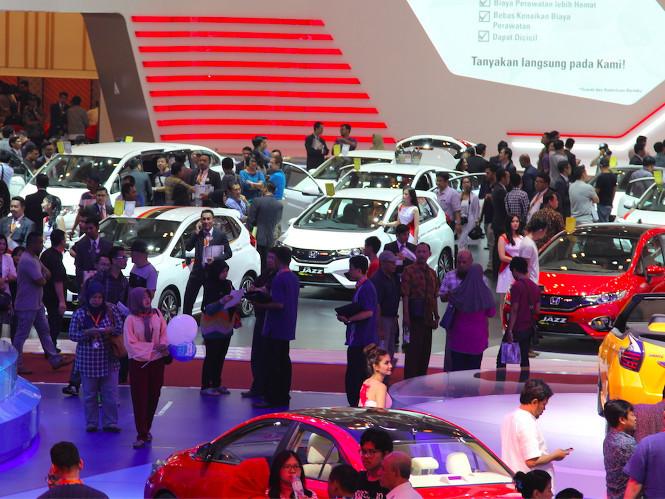 Gaikindo Optimistis Penjualan Mobil Masih Bisa Capai 1 Juta Unit