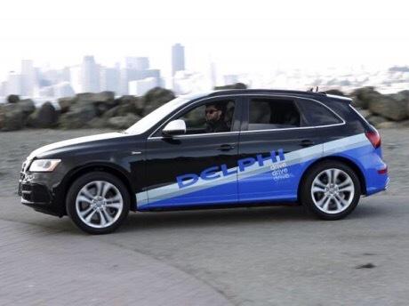 Mobil Otonom Segera Diuji di Singapura