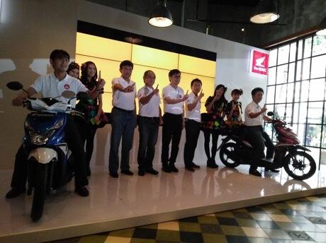Honda Rilis Generasi Terbaru BeAT