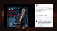 Filmnya Sukses, Milla Jovovich: Terima Kasih, Indonesia