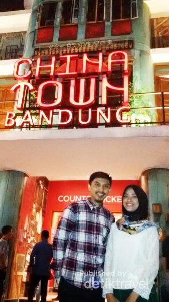 Ini yang Lagi Seru di Kota Kembang, Chinatown Bandung!
