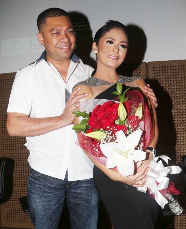 Raul Lemos dan Krisdayanti