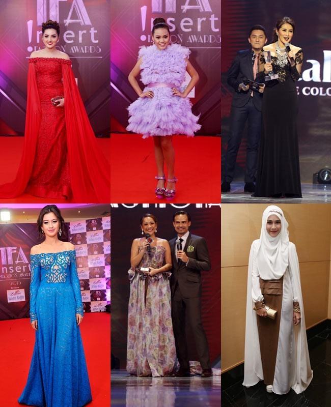 !nsert Fashion Awards 2015