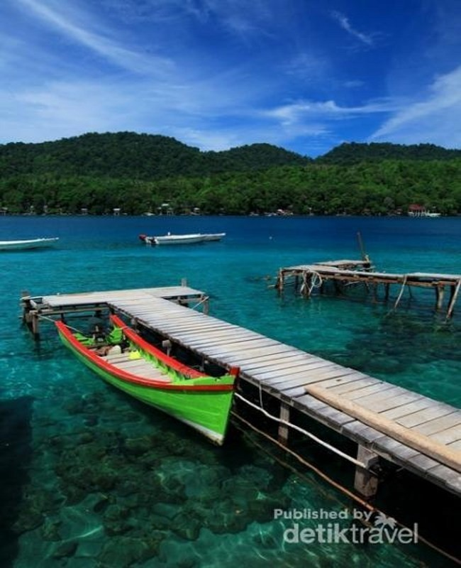 Pulau Rubiah, Aceh