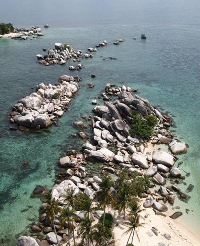 Pulau Lengkuas, Babel