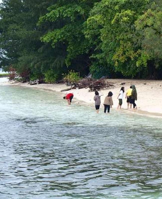 Pulau Semak Daun, DKI Jakarta