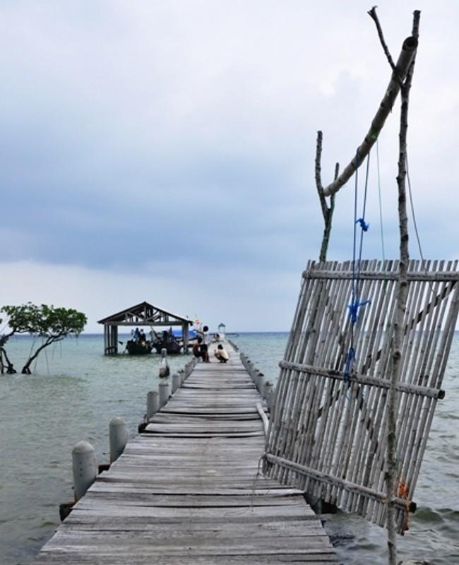 Pulau Biawak, Jabar