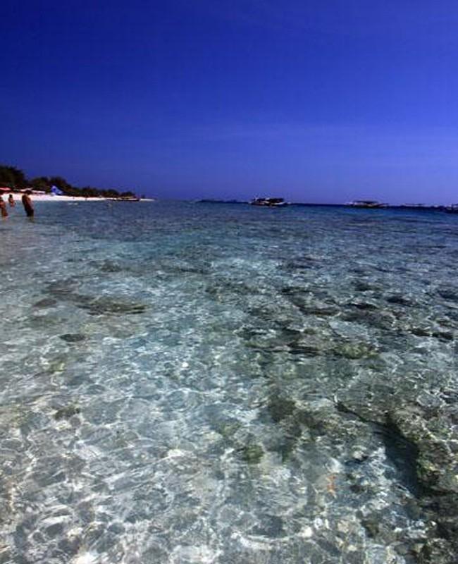 Pulau Gili Trawangan, Lombok
