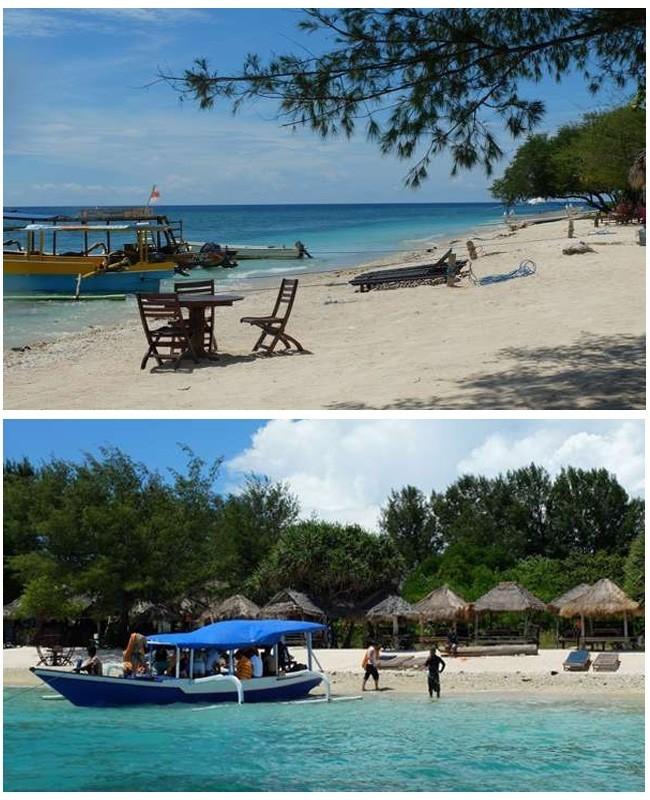 Pulau Gili Meno, Lombok