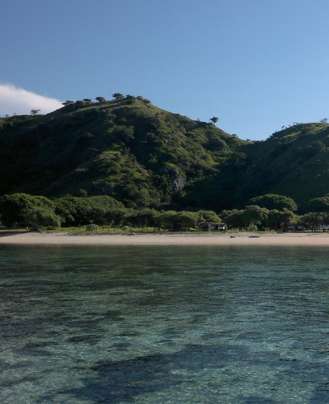 Pulau Kanawa, NTT