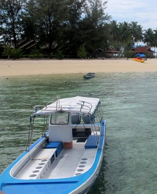 Pulau Derawan, Kaltim