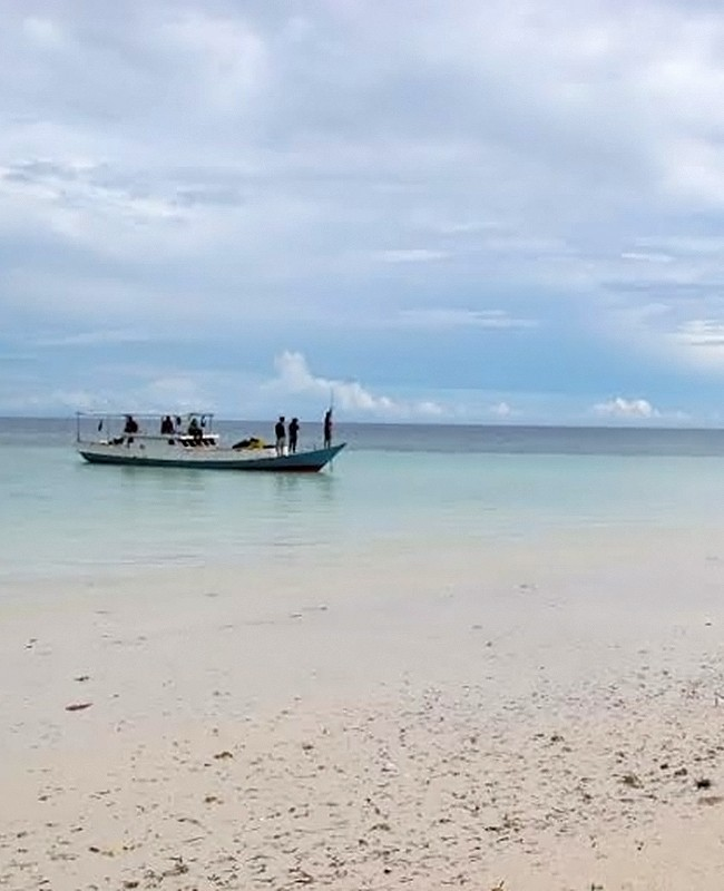 Pulau Tinabo Besar, Sulsel