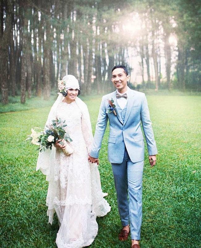 Kinfolk Wedding ala Andien