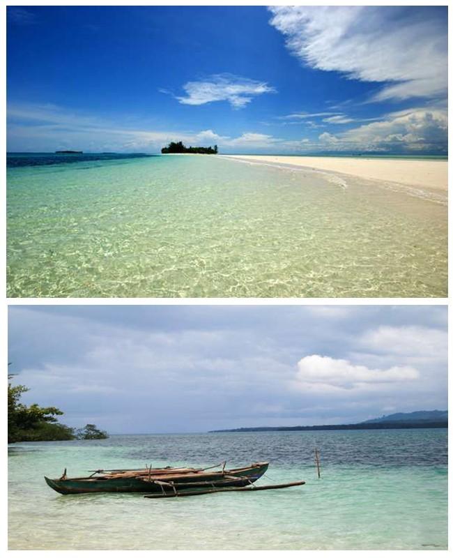 Pulau Morotai, Malut