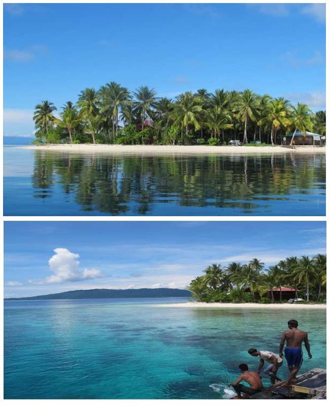 Pulau Arborek, Raja Ampat