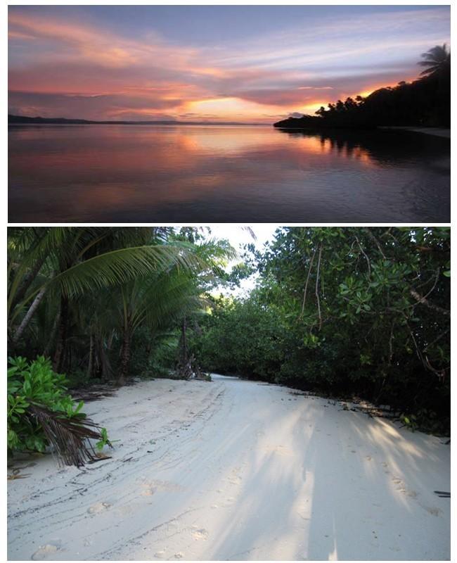 Pulau Mansuar, Raja Ampat