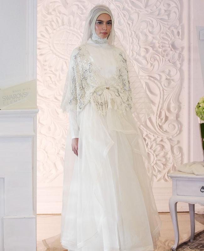Gaun Pengantin Syar'i