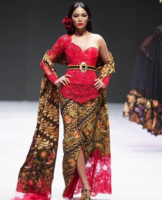 50 Inspirasi Model Kebaya