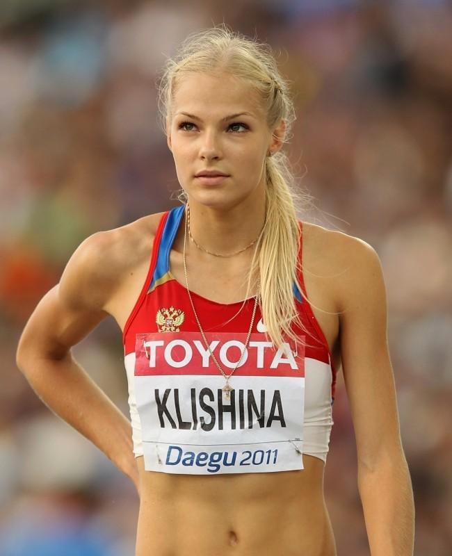 atlet atlet wanita terseksi